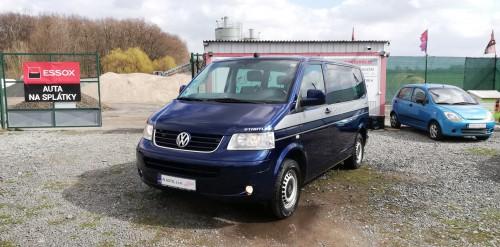 Volkswagen Multivan 2.5 TDi 96kW Startline,7míst,Tažné