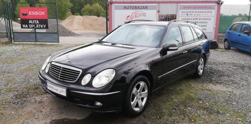 Mercedes-Benz E 280CDi V6 140kW Avantgarde,7míst,219tkm