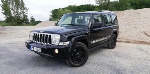 Jeep Commander 3.0 CRDi 160kW Limited STK 4 /2021, TOP STAV