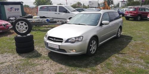 Subaru Legacy 2.0i 101kW Celebration,AAC,Taž,Tempomat,2x ALU