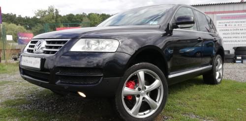 Volkswagen Touareg 2.5 TDi R5 Comfortline, ALU 20