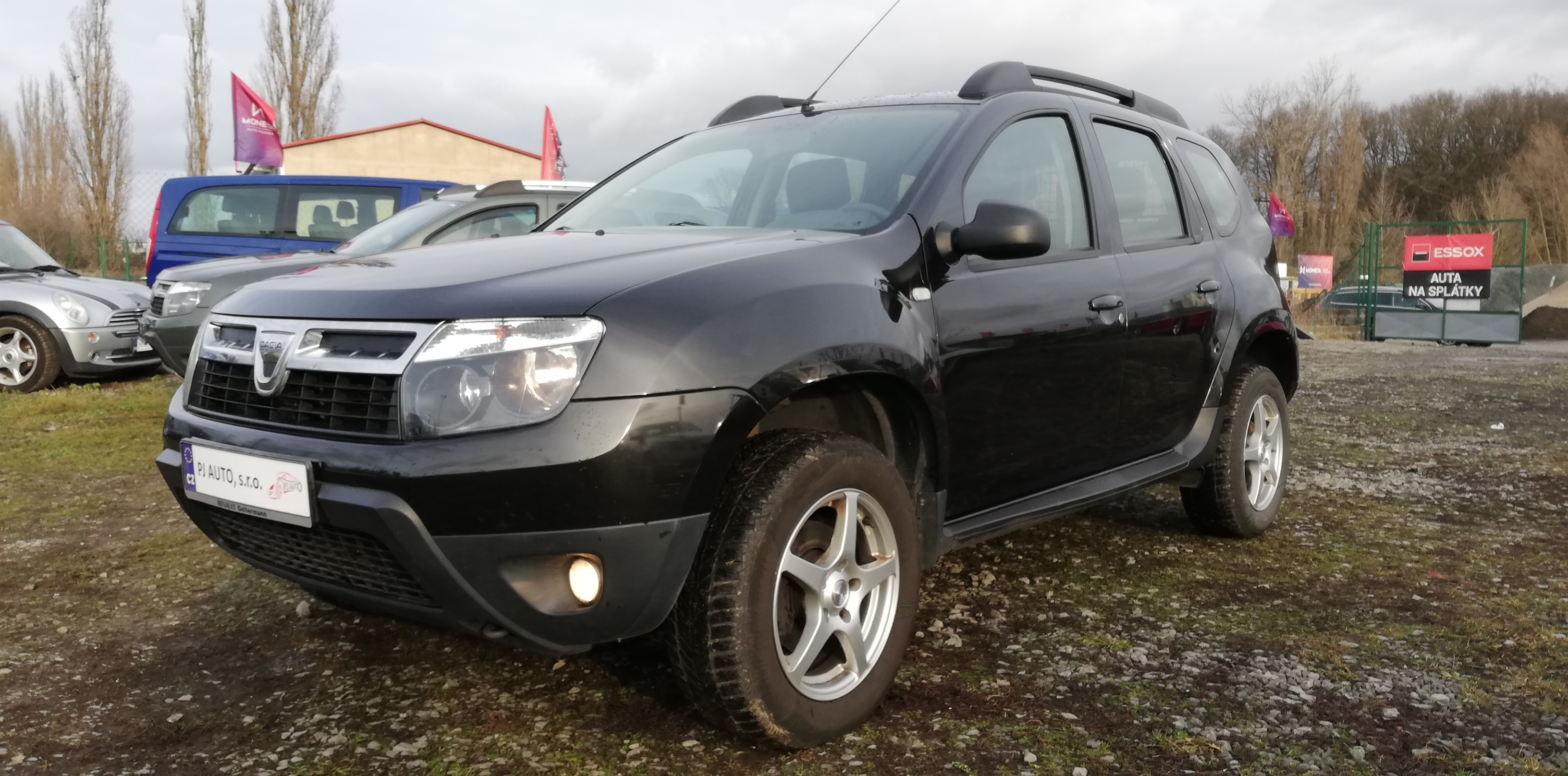 Dacia Duster 1.6 16V 77kW Laureate,Klima,ALU,2maj,96tkm