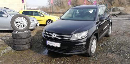 Volkswagen Tiguan 1.4TSi Trend&Fun,AAC,ALU,PDC,Nové rozvody