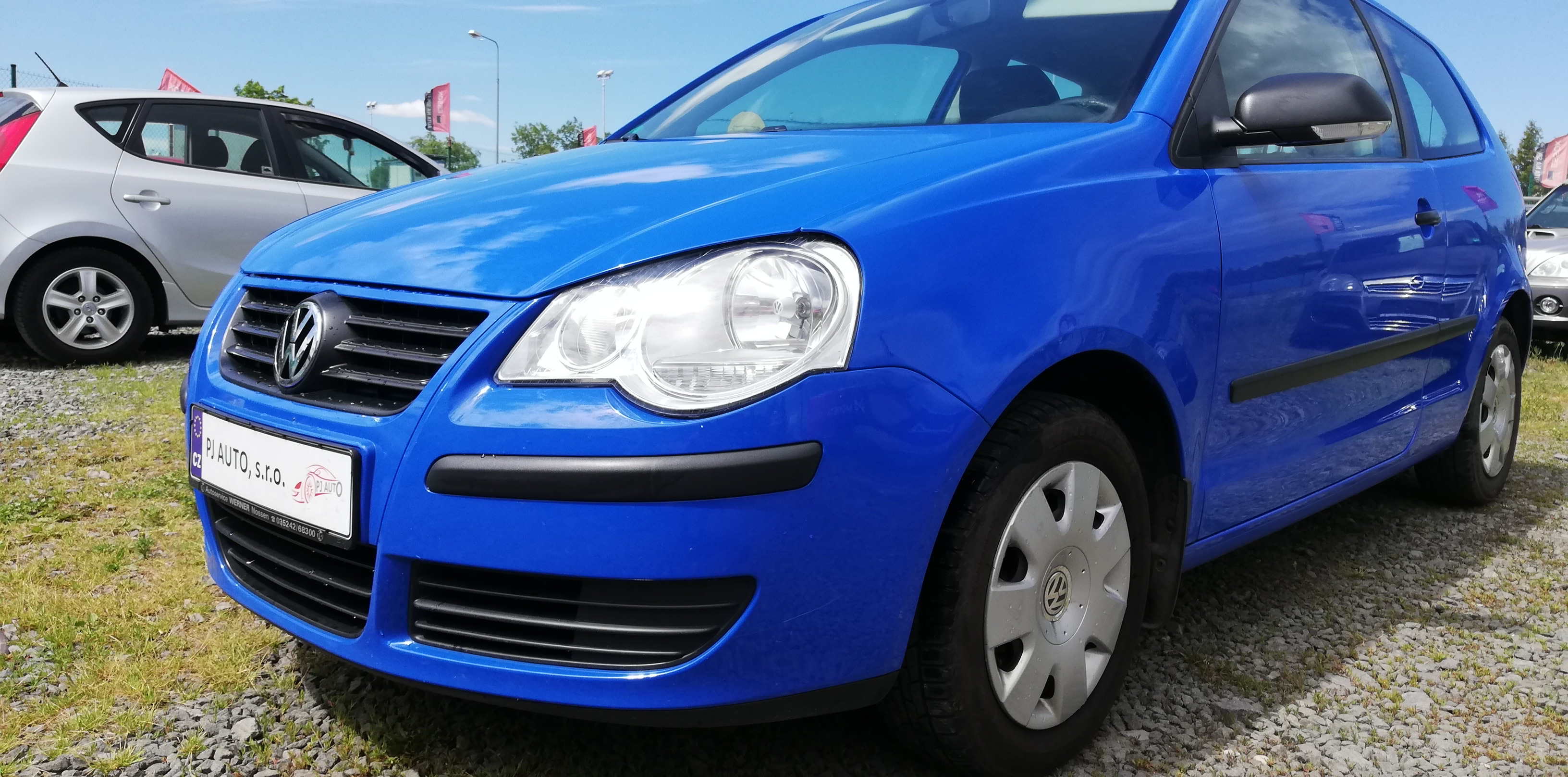 Volkswagen Polo 1.2 44kW Trendline,1maj,99tkm,STK 6/2022