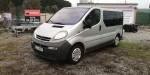 Opel Vivaro 1.9 DTi 74kW,Klima,Webasto,Tažné,Serviska