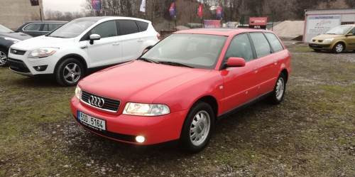 Audi A4 1.9 TDi 81kW Avant,AAC,ALU+sada kol