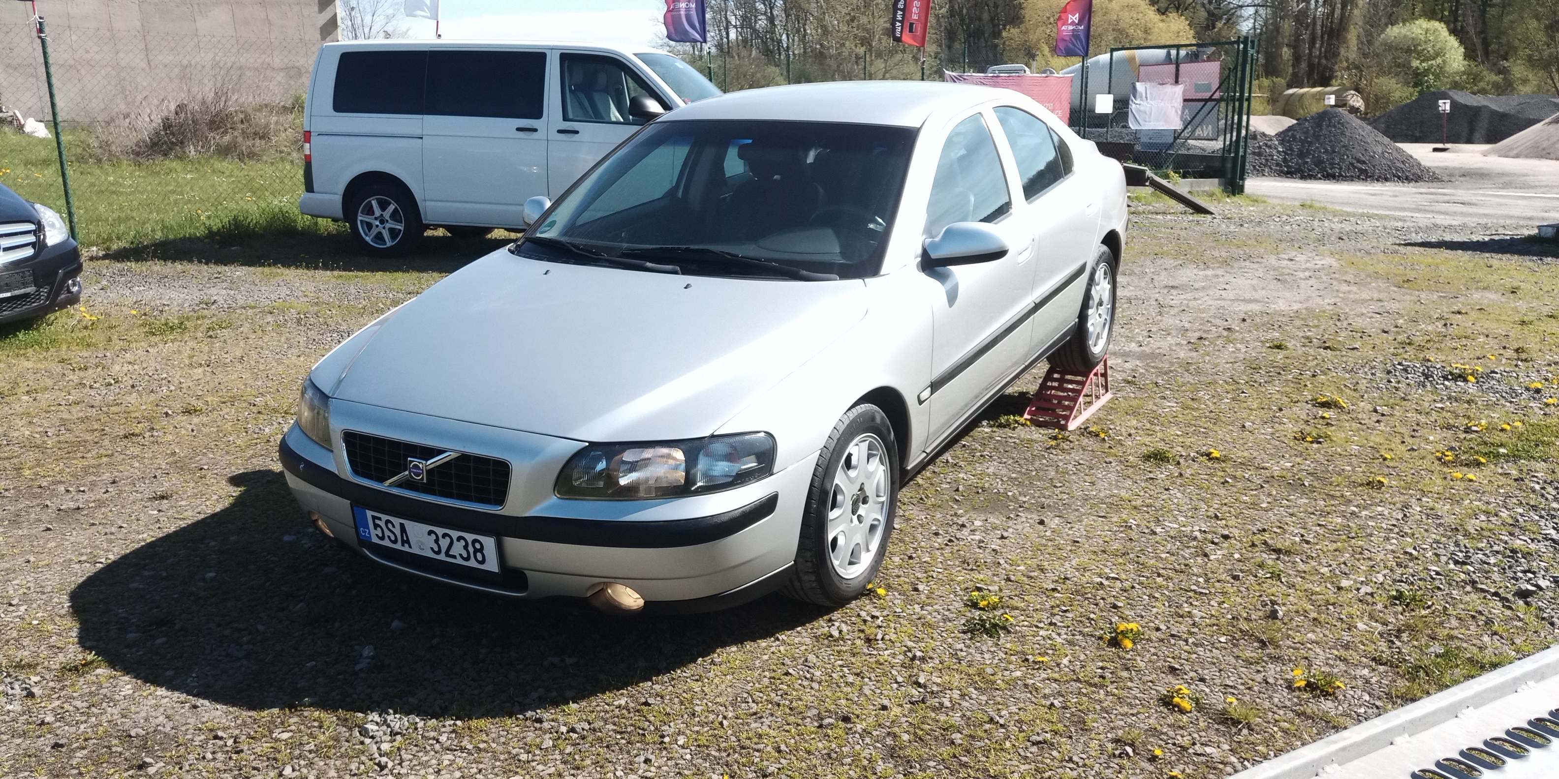 Volvo S60 2.4i Momentum,Temp,ALU,8x airbag,Servis